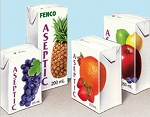 filling juice bottles cans flexible aseptic containers